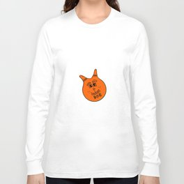 Sammy The Space-Hopper Long Sleeve T-shirt