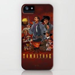 Tombstone iPhone Case