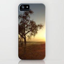 One Kenyan Morning iPhone Case
