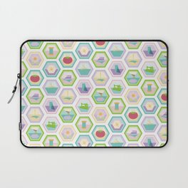 Sewing Quilting Flat Pattern Laptop Sleeve