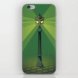 Green Lantern iPhone Skin