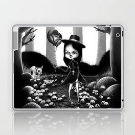 Ride on Lawn Laptop & iPad Skin
