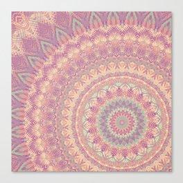 Mandala 353 Canvas Print