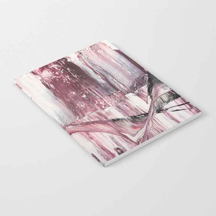 Pale pink Notebook