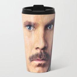 Ron Burgundy Travel Mug