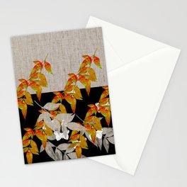 Japanese subtlety Stationery Cards