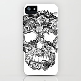 Death Nature iPhone Case