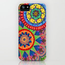 Mandalas 1 iPhone Case
