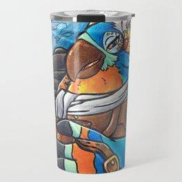 Kass- BOTW Travel Mug