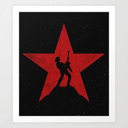 Rockstar Art Print