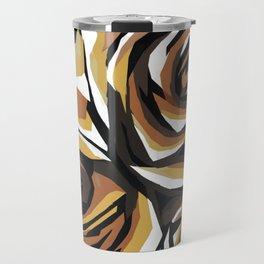 Chocolate Roses Travel Mug