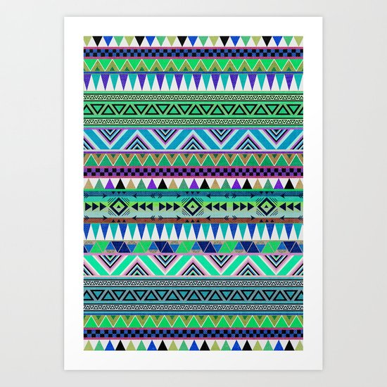 OVERDOSE|ESODREVO Art Print