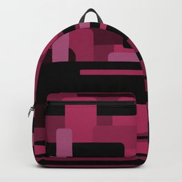 Modern Geometric 3 Backpack
