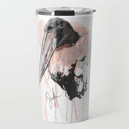 Jabiru Stork Travel Mug
