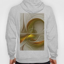 Abstract With Colors Of Precious Metals 2 Hoody