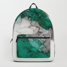 Study in Green Backpack