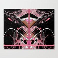 Pink Fantasy Canvas Print