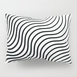 Whiskers Black #399 Pillow Sham