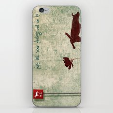 Don't be shy... iPhone & iPod Skin