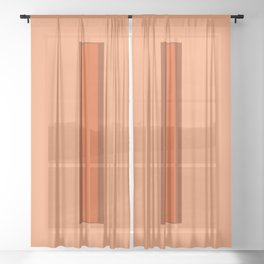 first one Sheer Curtain