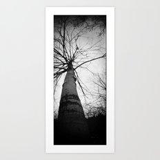 pantree Art Print
