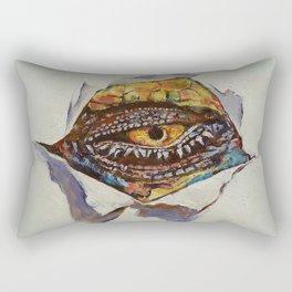 Dragon Eye Rectangular Pillow