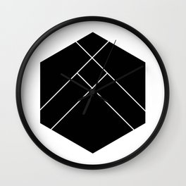 TRIMBLE Logo Alternative I Wall Clock