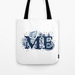 Maine + ME Tote Bag