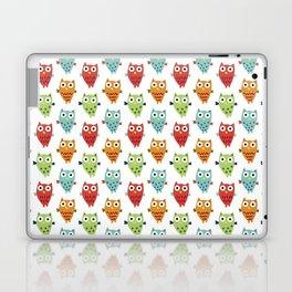 Owl Fun Laptop & iPad Skin