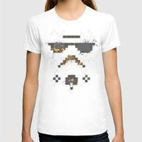 8 bit T-shirts featuring 8-bit Trooper by Sitchko Igor
