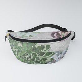 Simple succulents Fanny Pack