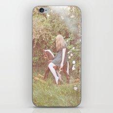 little rocking horse iPhone & iPod Skin