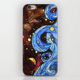 Sailing Waters iPhone Skin