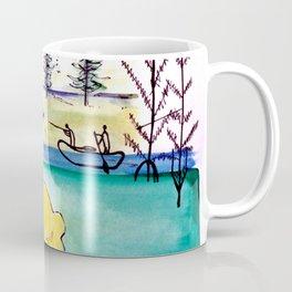 MICMAC Indian Legend, CANADA          by Kay Lipton Coffee Mug