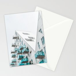 Isbjerget Aarhus |  Denmark #architecture Stationery Cards