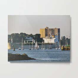 4th of July in Portland, Maine (1) Metal Print