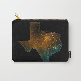 Texas StarStuff Carry-All Pouch