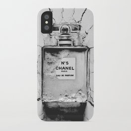 Broken perfume bottle iPhone Case