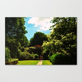 A Foreword from Forever Ago Canvas Print