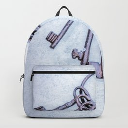 Rusty Keys Backpack