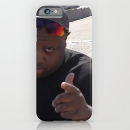R. Belly iPhone Case