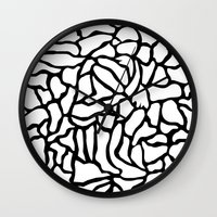globe Wall Clocks featuring Globe by Vered