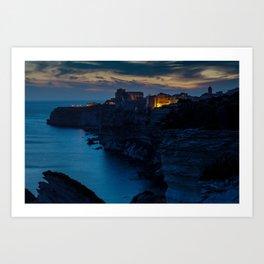 Light in the night Art Print