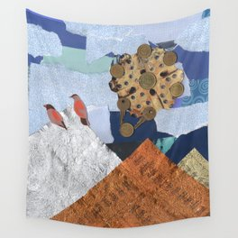 Magic Mountain Wall Tapestry