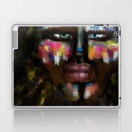 Human colors by Jana Sigüenza Laptop & iPad Skin