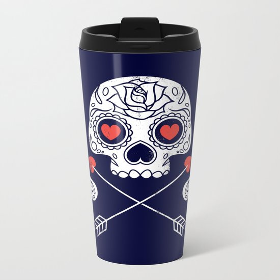 Cupido Metal Travel Mug