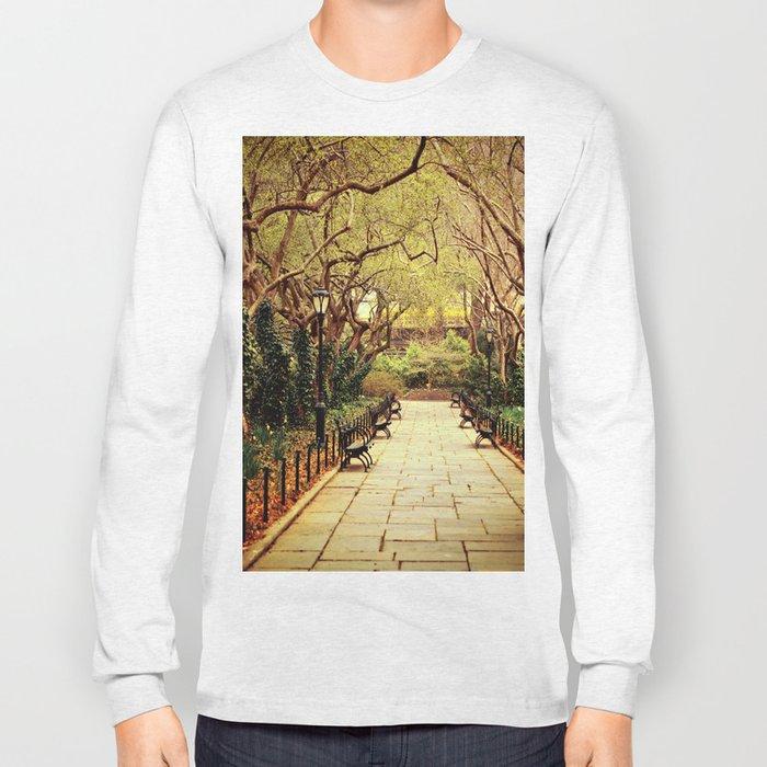 Central Park Long Sleeve T-shirt