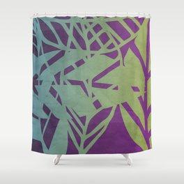 SHARED CUSTODY Shower Curtain