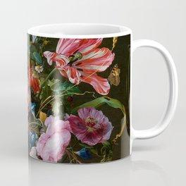 Vase of Flowers II Jan Davidsz de Heem Coffee Mug
