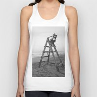 sunrise Tank Tops featuring Sunrise by Solar Designs